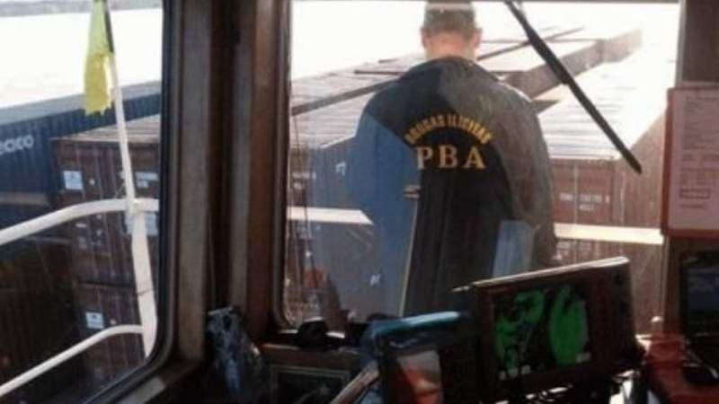 Secuestraron tres toneladas de marihuana en el río Paraná
