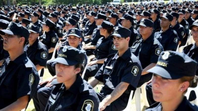 La policía bonaerense exige un aumento del 17%