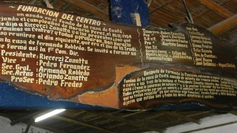 Centro Tradicionalista El Volcador: Los guardianes del Martín Fierro