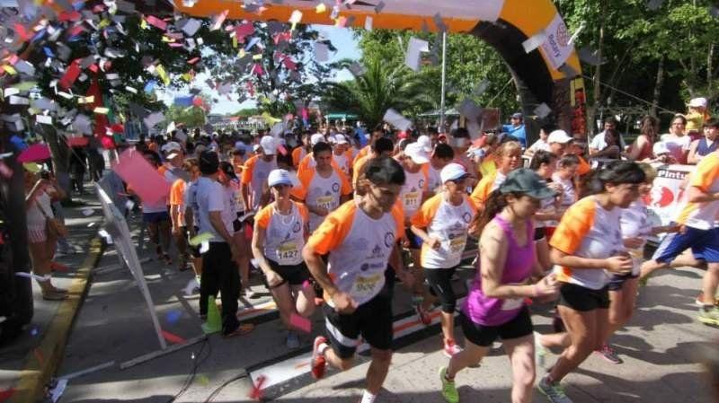 La maratón solidaria tuvo su gran día