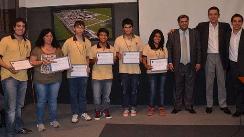 La Escuela Tecnológica Ingeniero Giúdici ganó el Desafío Ingeniería 2014