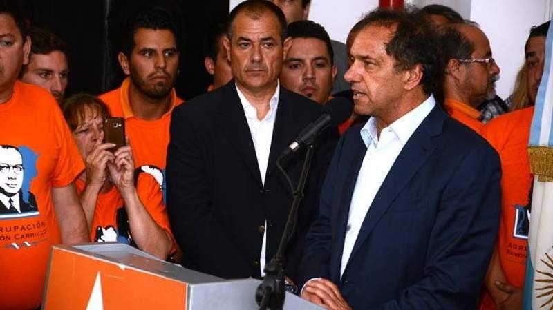 """: Surge la agrupación """"Ramón Carrillo"""" y apuestan a Scioli 2015"""