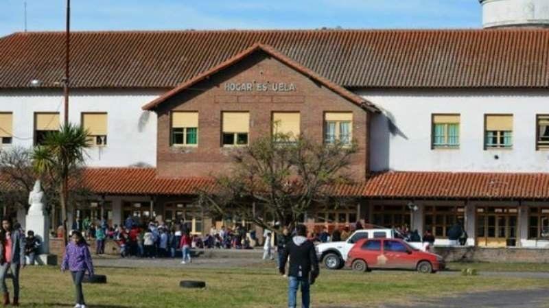 El Hogar Escuela Evita festejó sus 60 años
