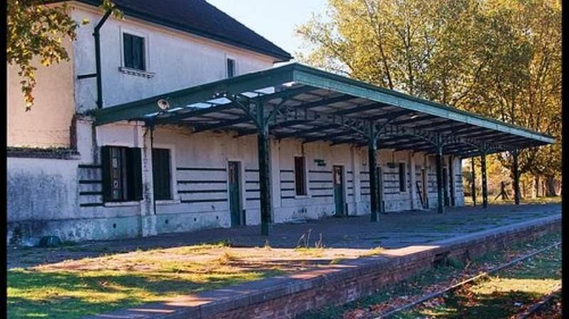 El recuerdo de un San Vicente con ferrocarril
