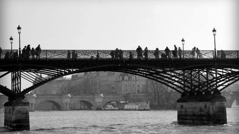 Del lado de allá, el París de Rayuela