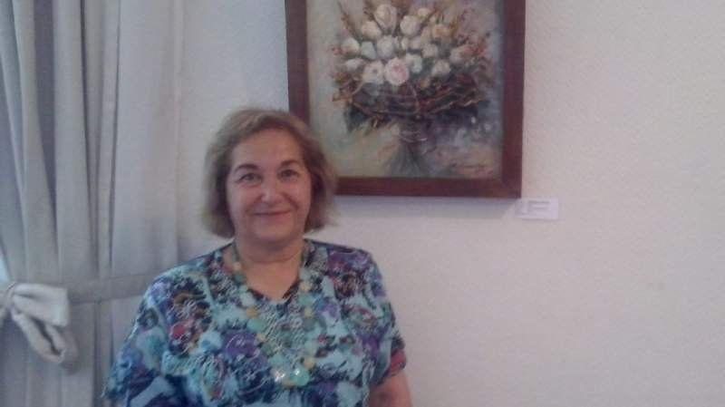 """Marta Suárez Espil: """"Cuando pintamos, lo hacemos con el corazón"""