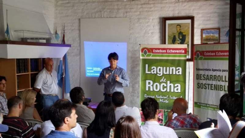 El Comité de Gestión de la Reserva Laguna de Rocha fijó las pautas de trabajo para este año