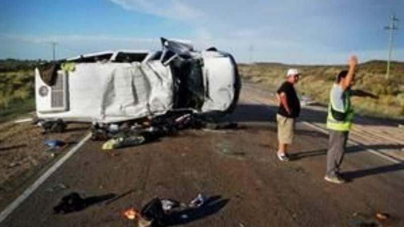En tres días, murieron 15 personas por accidentes de tránsito