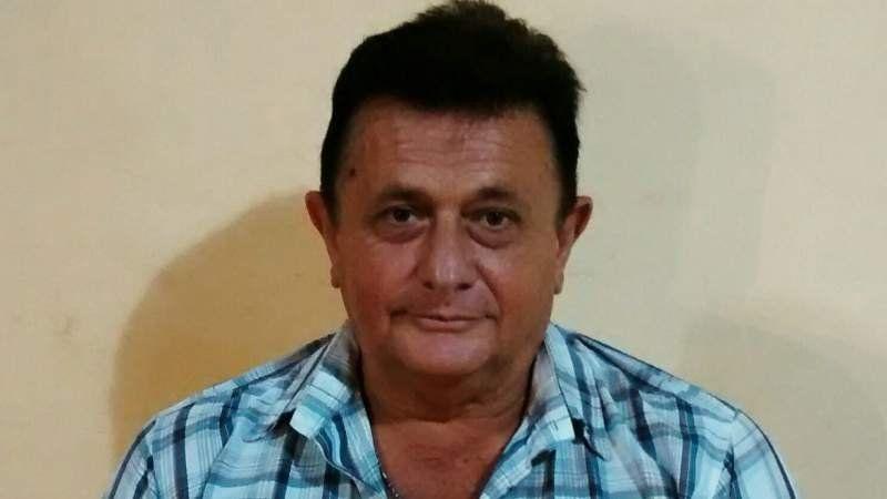 """Agustín Capristo: """"El senador Ishii me dijo 'usted es la persona que estamos buscando para San Vicente"""