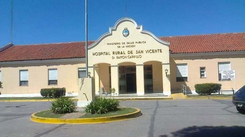 San Vicente espera el traspaso del Hospital Ramón Carrillo a la provincia