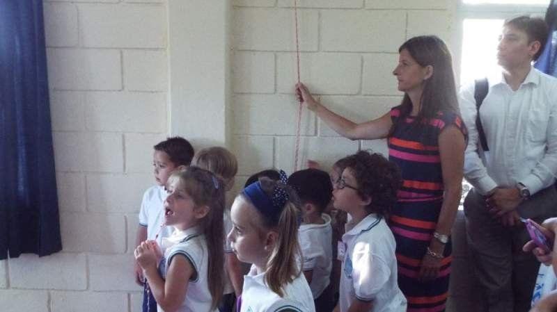 Comenzaron las clases en el Colegio Grilli Canning