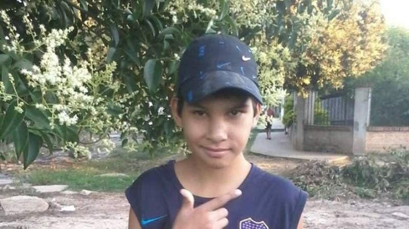 Rodrigo Ozcariz estuvo casi un mes desaparecido y ya volvió con su madre