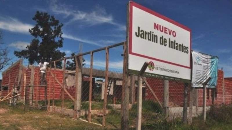 A mediados de 2015 abrirán nuevos jardines en Echeverría