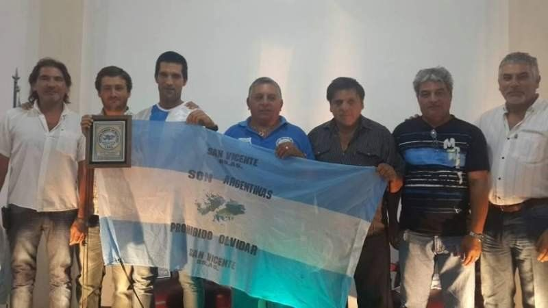 San Vicente despidió a Jorge Mourelle