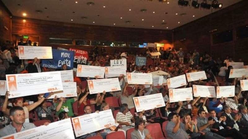 Organizaciones Sociales locales obtuvieron subsidios de Provincia