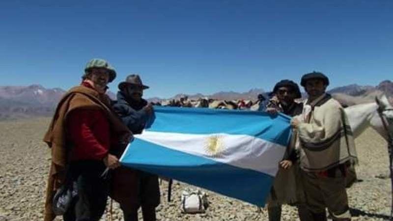 Una experiencia inolvidable en el Cruce Sanmartiniano de los Andes