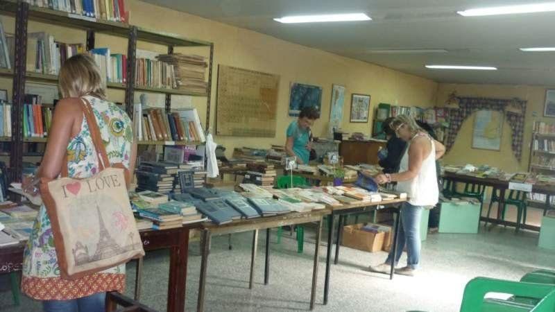 Biblioteca Bernardino Rivadavia: la recaudación de fondos fue un éxito