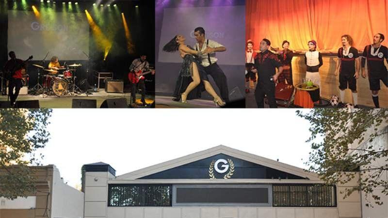 El Teatro Greison abrió sus puertas