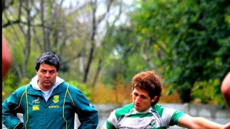 Luciano Correa y la responsabilidad de saber pasar la pelota