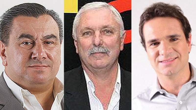Goya, Padró y Vázquez calientan la interna del Frente Renovador en San Vicente