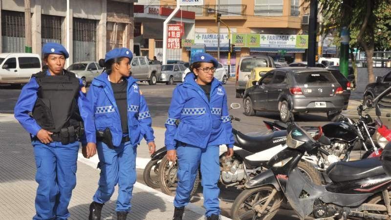 La Policía Local devolvió 6.400 pesos