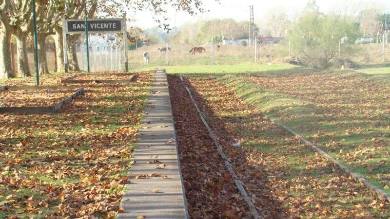 ¿Queremos que vuelva el ferrocarril a San Vicente?