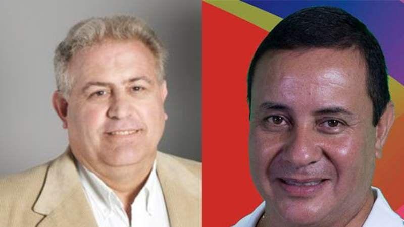 Beto Armirotti y Mauricio Gómez, la interna del PRO y la UCR en San Vicente