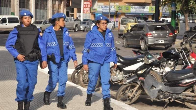 La Policía Local capturó a siete detenidos en una semana