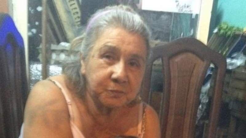 Encontraron muerta a Aurelia Perez