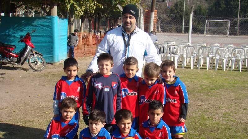 Debutó la categoría 2009 del Club Deportivo