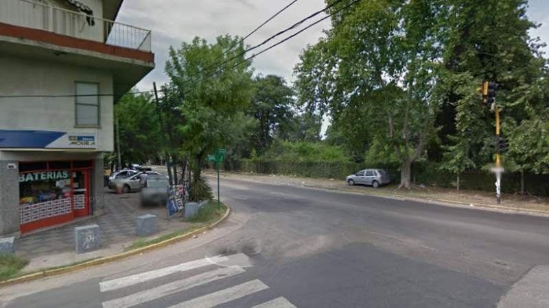 Detuvieron a dos jóvenes que circulaban en un auto robado