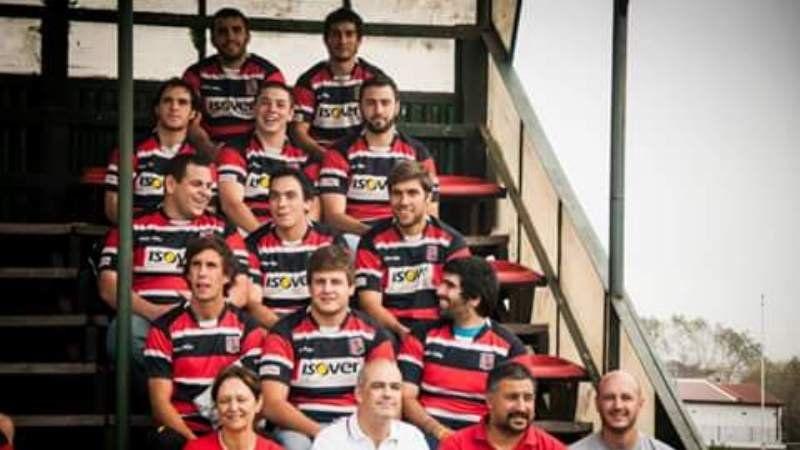 El rugby de Echeverria sale a la cancha