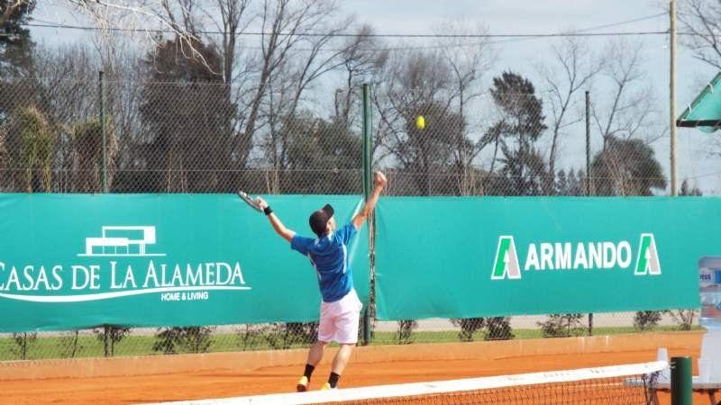 La Alameda se llenó de tenis