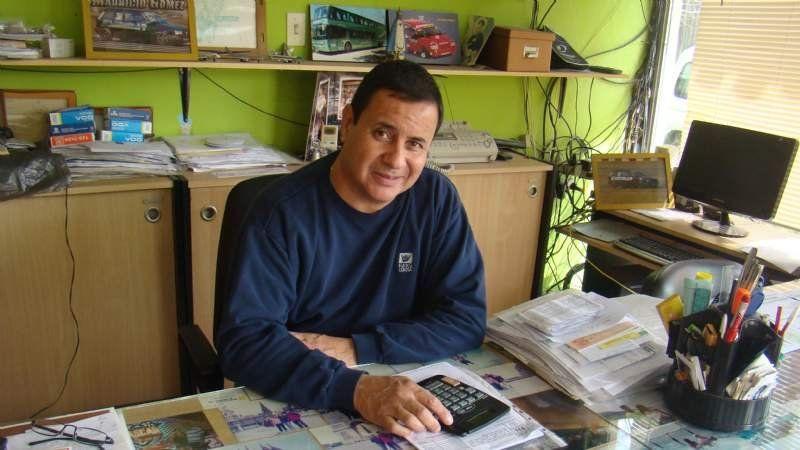 """Mauricio Gómez: """"Tenemos mucho apoyo porque somos de San Vicente"""