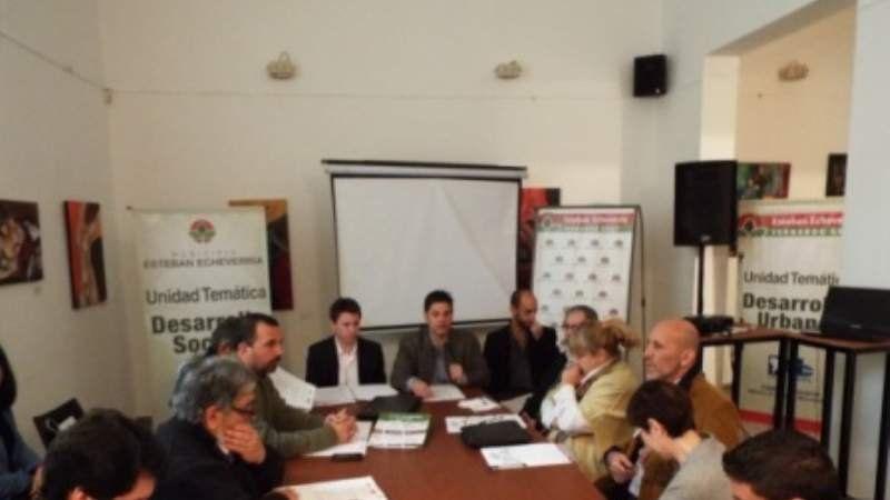 La Reunión de la Red de Mercociudades se desarrolla en el distrito