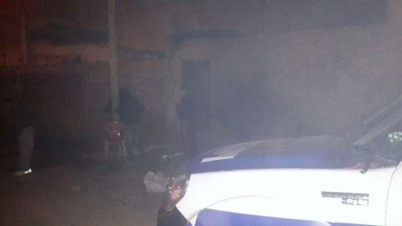 La policía se tiroteó con tres narcos que terminaron presos