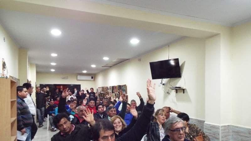 Se realizó la Asamblea General Ordinaria en FeFIJEE