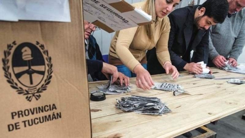 La Justicia anuló las elecciones en Tucumán y ordenó que se vuelva a votar