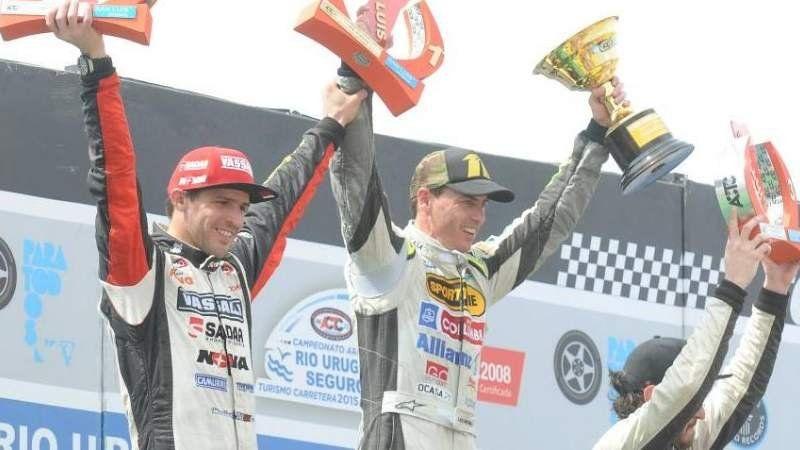 Pernía ganó en San Luis con Las Toscas Racing