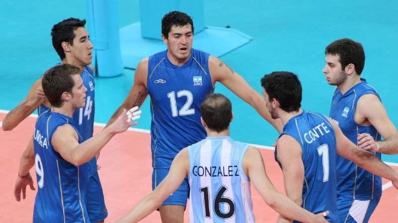 Argentina finalizó en el quinto lugar en la Copa del Mundo de voleibol