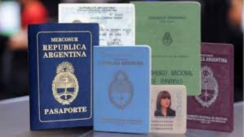 ¿Cuáles son los documentos habilitados para votar este domingo?