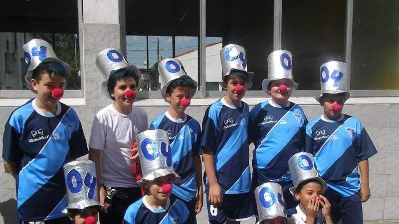 Colegio Futbol Club Campeón 2004