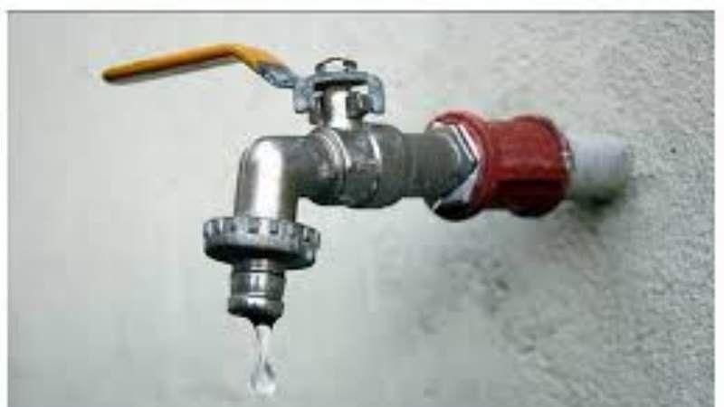 Faltará agua en el municipio