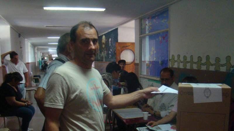 El voto de Mauricio Gómez