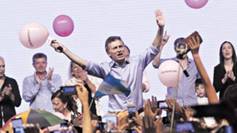 La Argentina tiene nuevo presidente