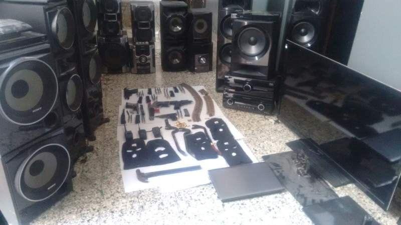 Tras un allanamiento, recuperan objetos robados en San Vicente