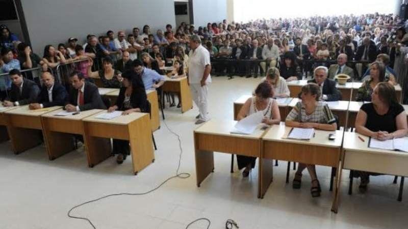 Juraron los concejales electos en Echeverría