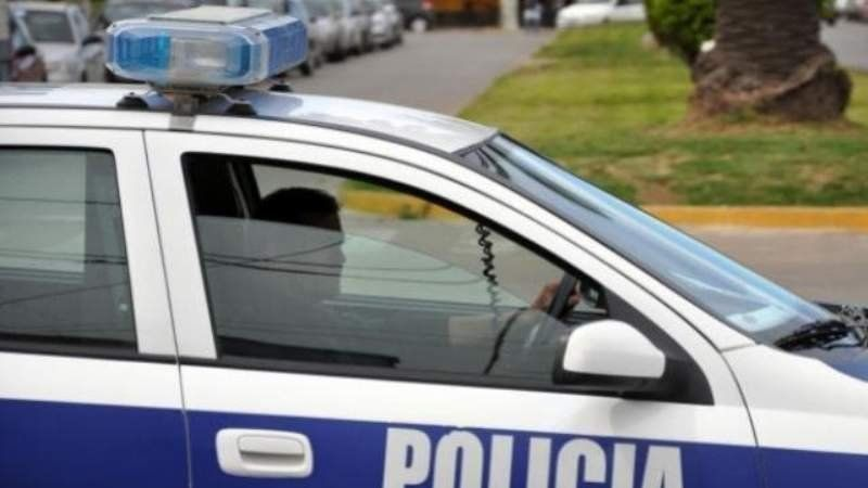 Tras persecución, detuvieron a motociclista en Monte Grande