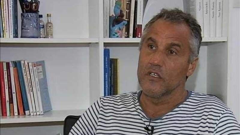 Entrevista al Beto Márcico, un ídolo de varias camisetas