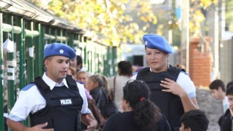 Cinco detenidos en Monte Grande por robo y encubrimiento